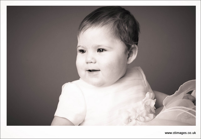 bolton photographer baby in christening gown 5