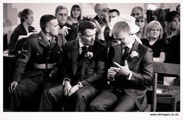 wedding photographer in bury