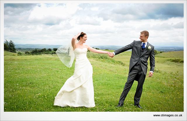 couple-pose-at-fabulous-bury-wedding