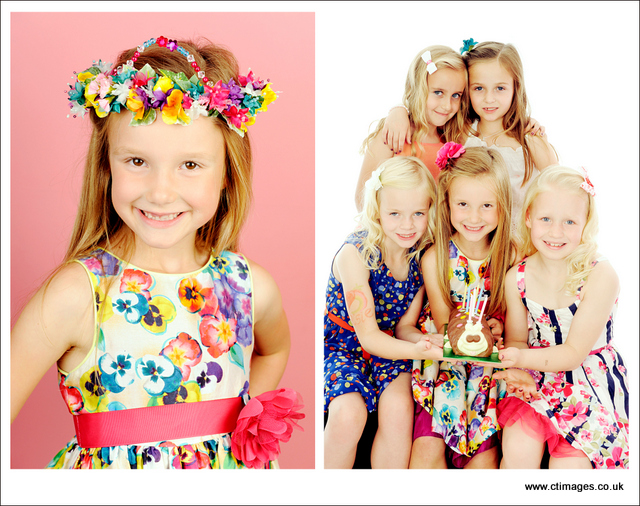 birthday party ideas for girls near bury