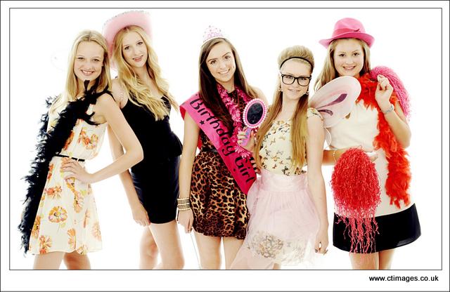 girls birthday party ideas near bury 4