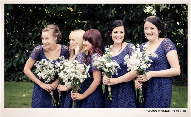 rivington-hall-barn-weddings-photographers-bridesmaids-in-blue