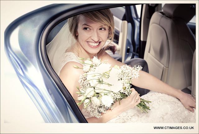 rivington-hall-barn-weddings-photographers-bride-arrives