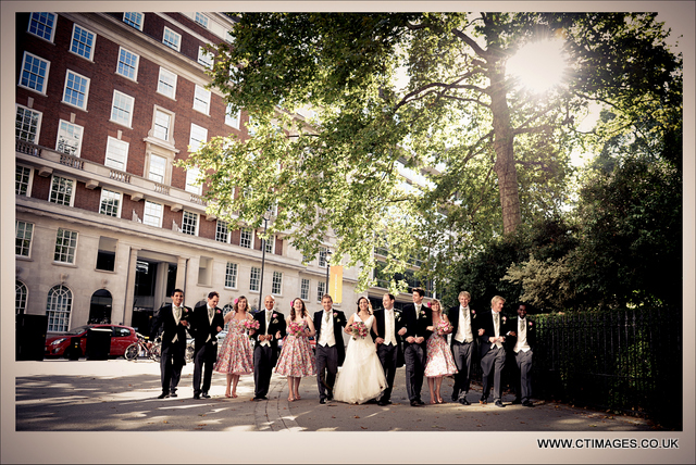 manchester-wedding-photography-bridal-party-walking