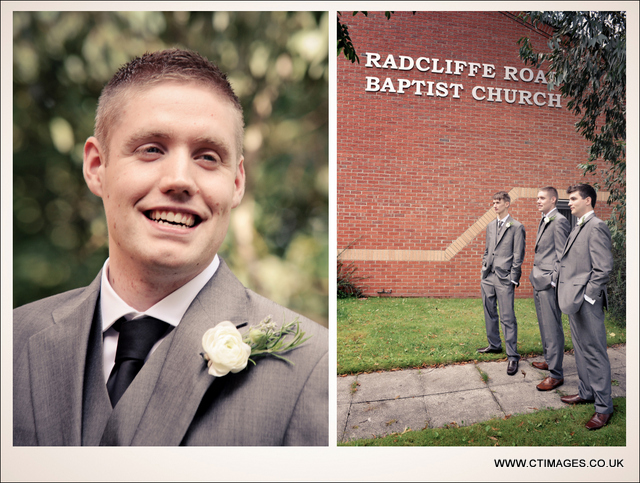 rivington-hall-barn-weddings-photographers-groom-arrives-at-church
