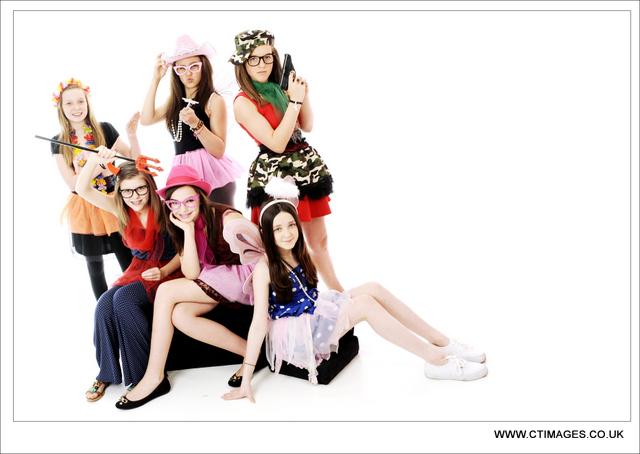 teenage photo party 4