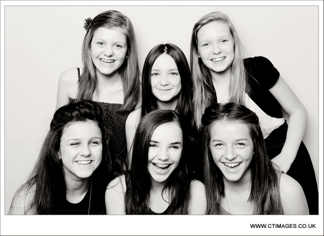 teenage photo party 6