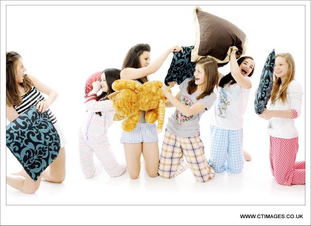 teenage photo party 7