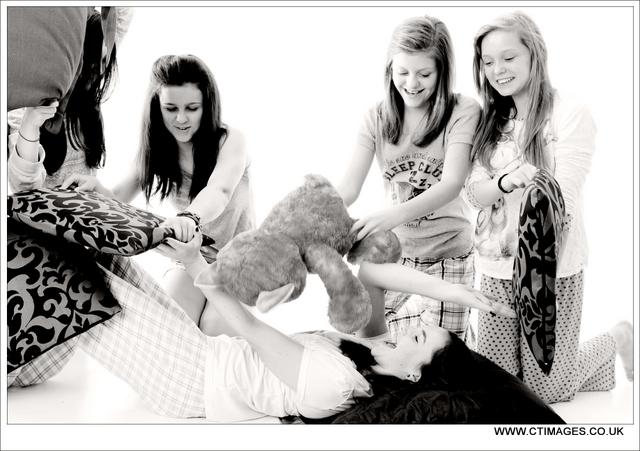 teenage photo party 8