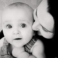 Mum & Baby Portrait : Jack+ Rachel