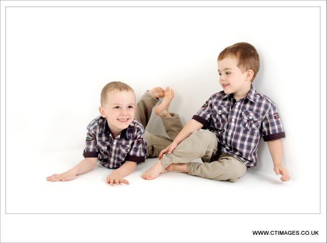 Young Boys Photo Shoot: Joseph+Bobby
