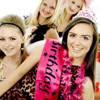 16TH BIRTHDAY PARTY : Roseanna+Friends