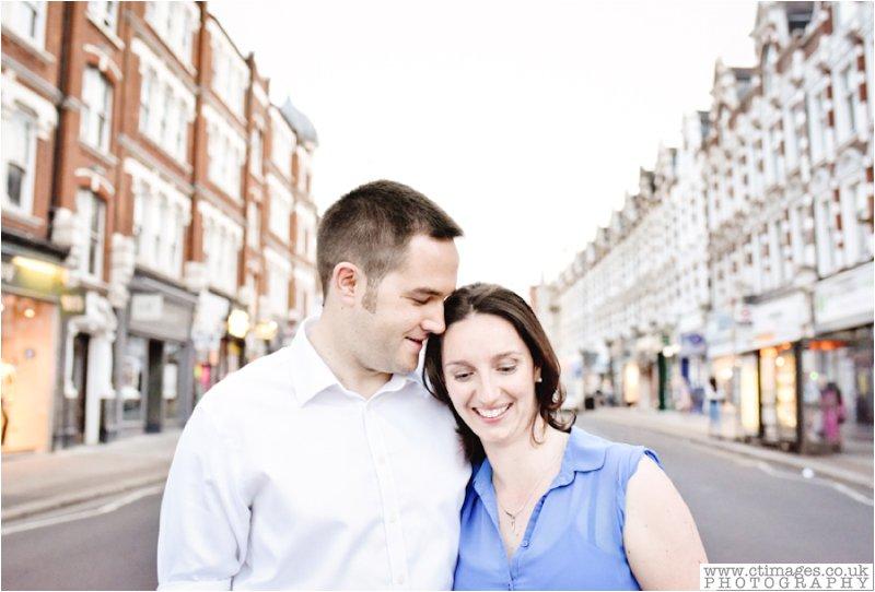 london engagement