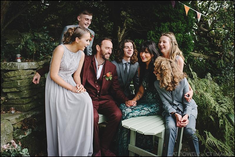 alternative wedding style,autumn wedding,bohemian wedding,bride in green,campervan,green dress,wedding photographer,wedding photography,wedding photos,wedding with dog,