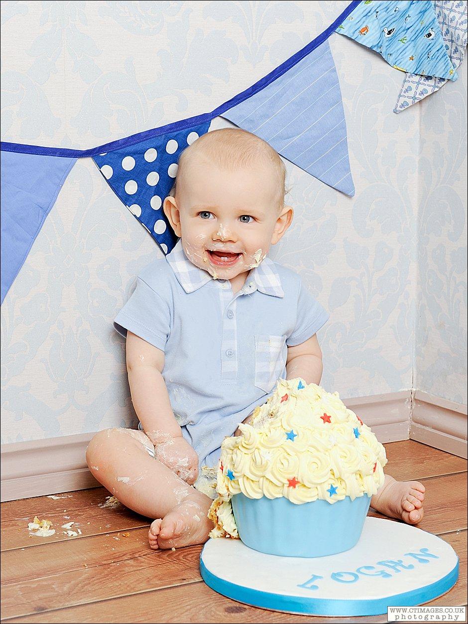 13 th celebrations cake