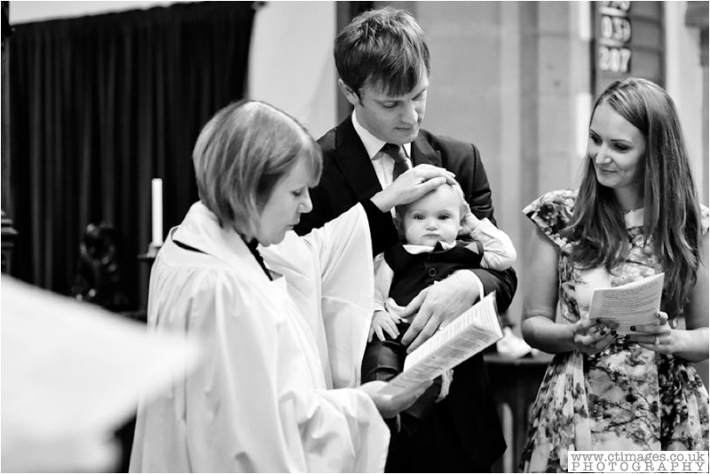 bolton christening ceremony