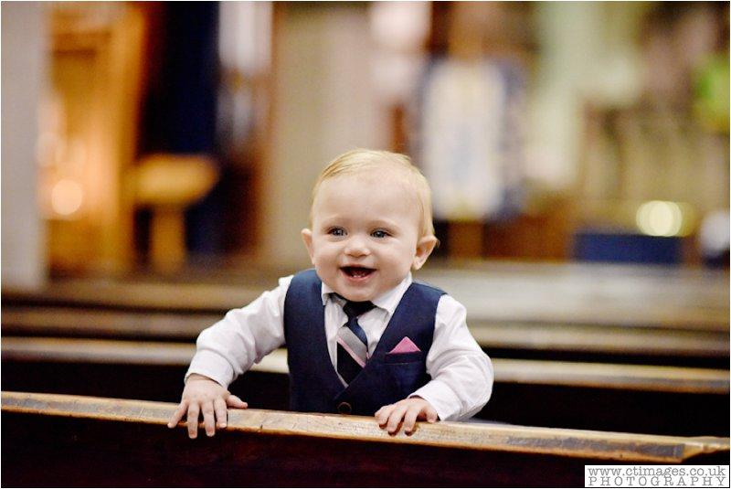 babys christening in bolton