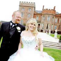 AMERICAN FAIRYTALE / Rowton Castle Wedding Photography Dawn+David