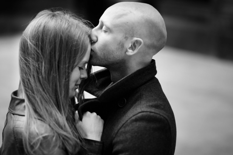 Engagement Photography Manchester Town Hall
