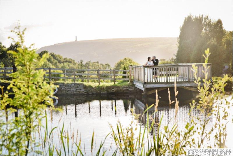 fishermans retreat wedding photos of lake