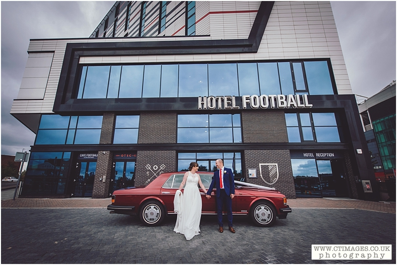 football fans get married,football themed wedding,football wedding theme,hotel football wedding,manchester,manchester football wedding,manchester weddings,photographer,wedding photographer,wedding photos,