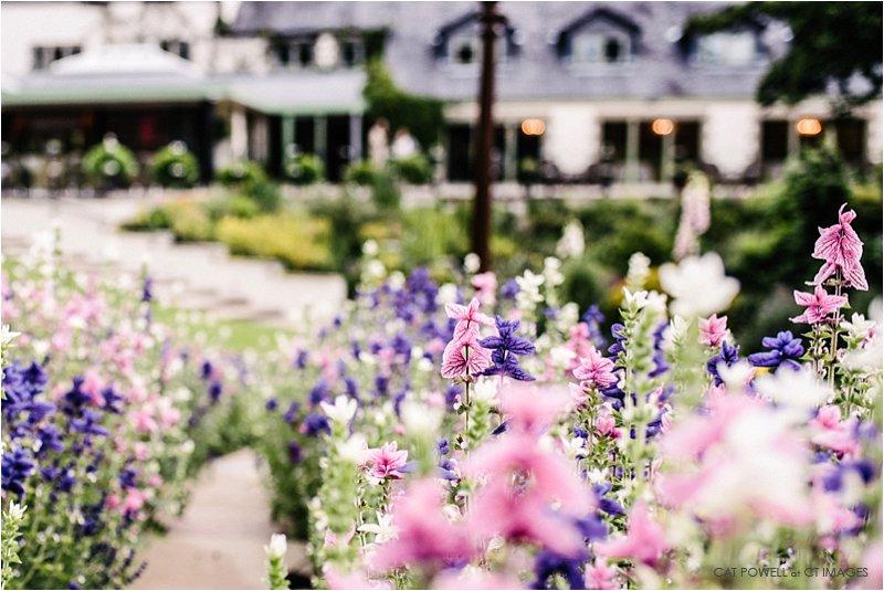 gibbon bridge wedding photographs, gibbon bridge garden, wedding,