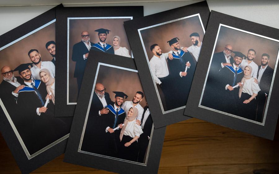 graduation photos in Bolton