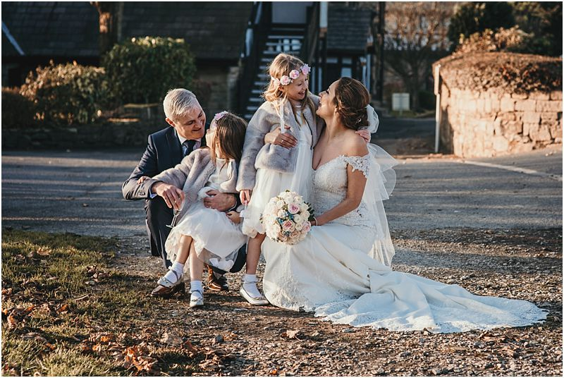 bride and groom at last drop hotel wedding in November 2018 by photographer cat powell