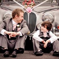 COUNTRY WEDDING / San Marinos Bolton Weddings Loree+Tom