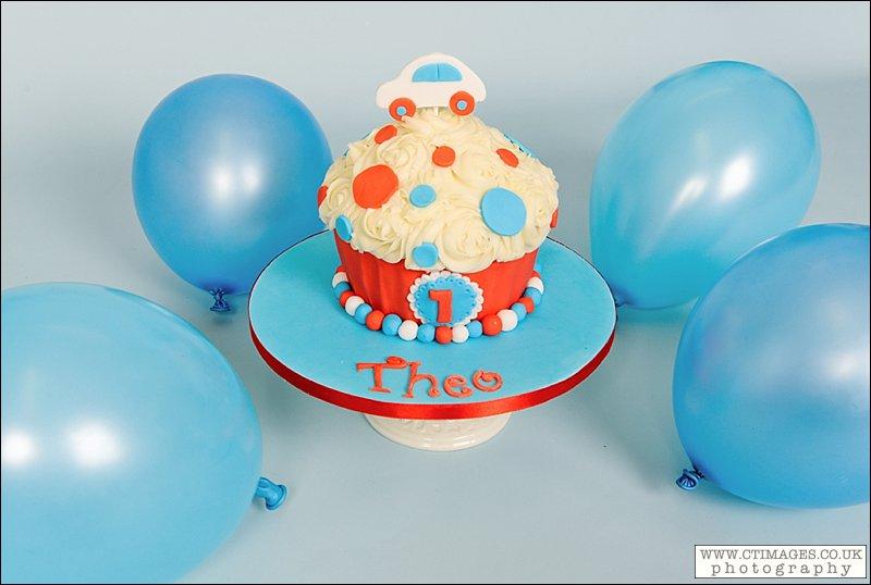 childrens birthday cake, cupcake, blue, boys birthday cake, car theme,