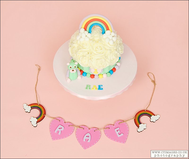 giant rainbow cupcake, rainbow, cup cake,