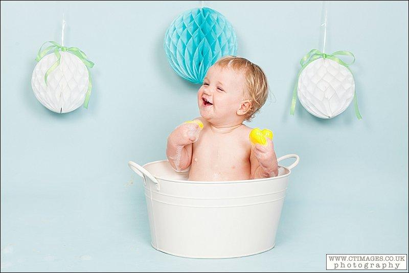 baby boy in bath, bath time, baby boy with rubber ducks,