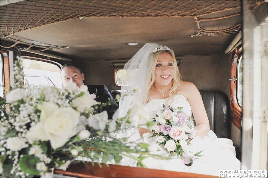 blonde bride,
