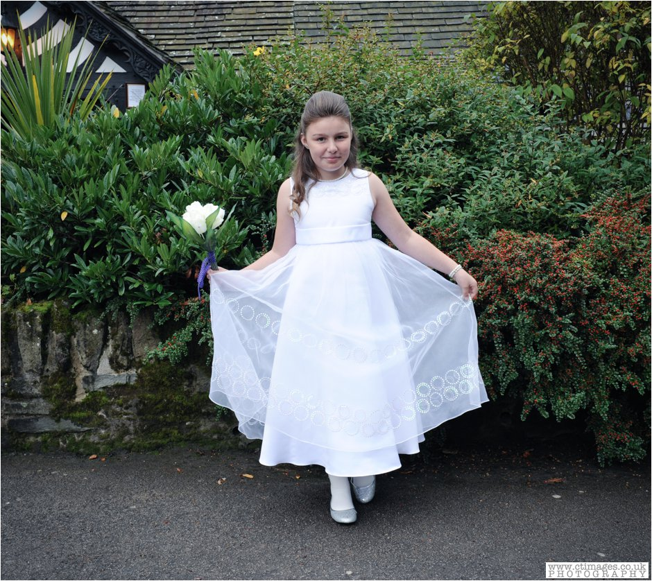 Rivington Hall Barn Wedding Photographer Horwich